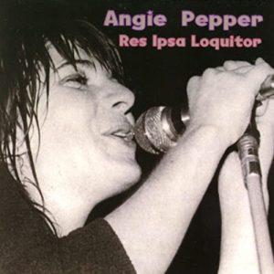 Angie Pepper - Ipsa Res Loquitor